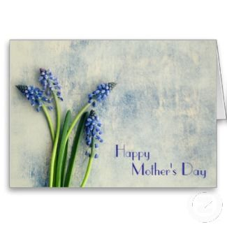 Hyacinth, Mother's Day Cards