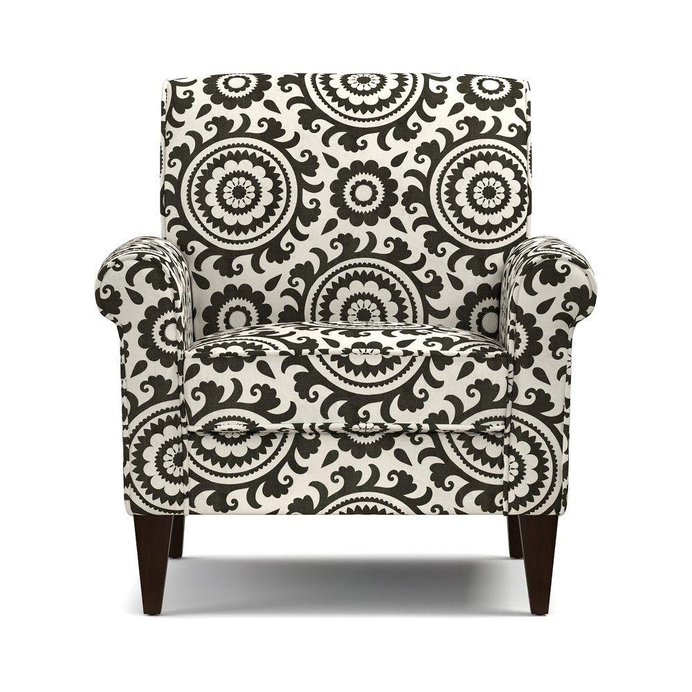 Best Janet Arm Chair Black Handy Living Handy Living 400 x 300