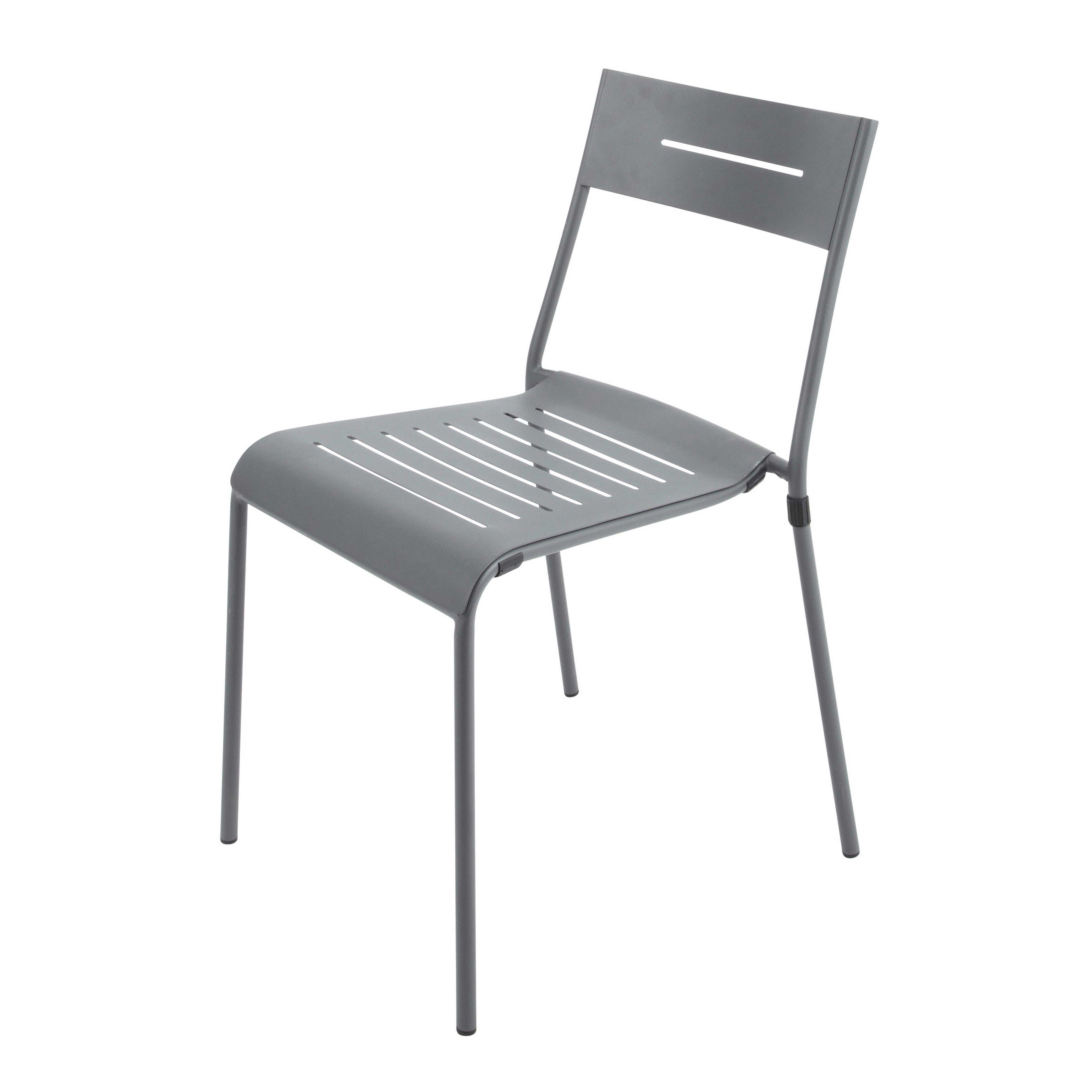 Chaise De Jardin En Metal Swing 3500 Solde