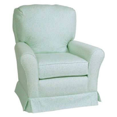 Upholstered Nursery Glider From Target Ottoman Also Available