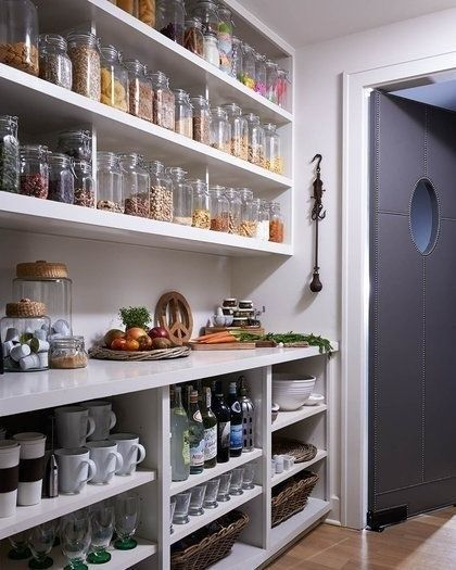 팬트리가 있었으면 좋겠는 주방정리자료 네이버 블로그 부엌 정리 럭셔리 키친 집 꾸미기