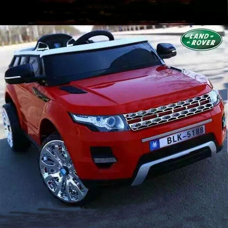 Red Land Rover Ride On Car For Children Kids Ride On Toys Ride On Toys Kids Ride On