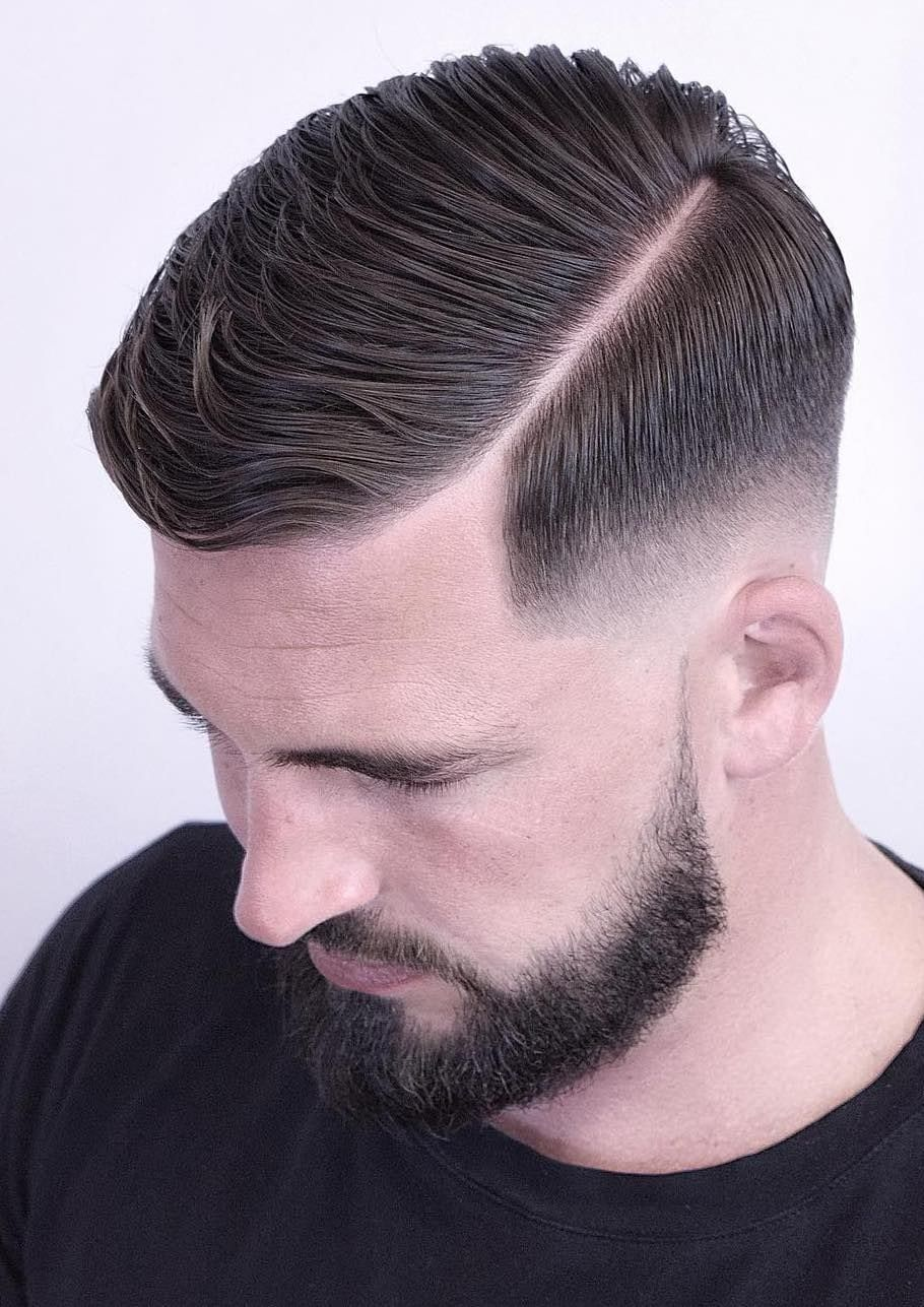 70 Skin Fade Haircut Ideas Trendsetter For 2021 Mens Haircuts Fade Fade Haircut Hard Part Haircut
