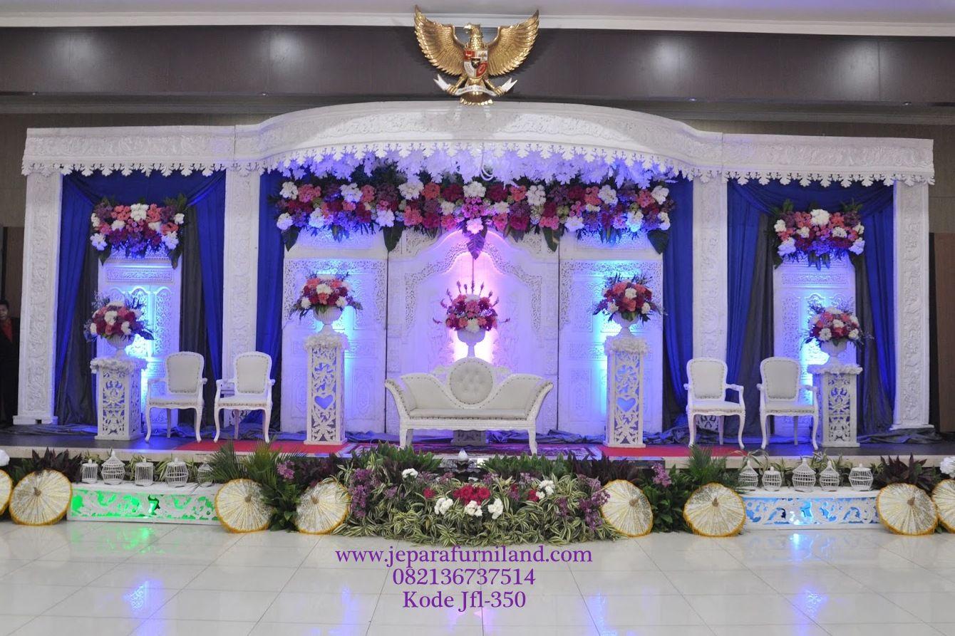 Dekorasi Pernikahan Di Gedung Mewah