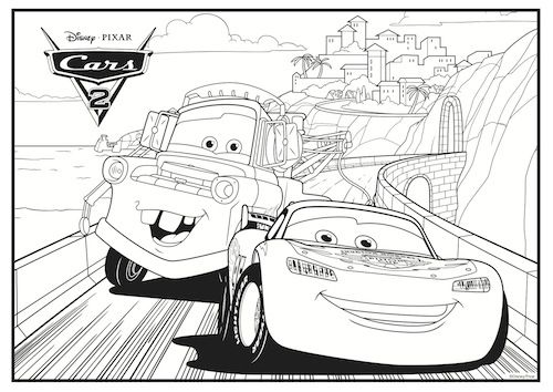Mcqueen Cars Coloring Pages Lightning Mc Queenlightning