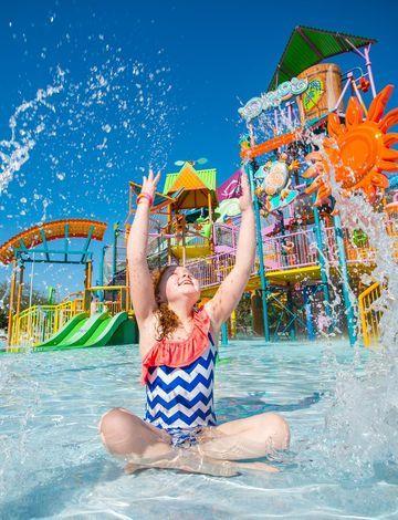 10 Best Water Parks Of 2016 Splash Park Park Rafting