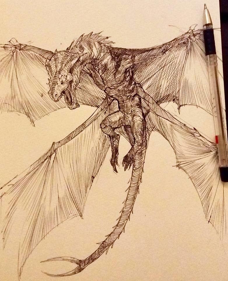 Inktober sketches 1, Hazem Ameen