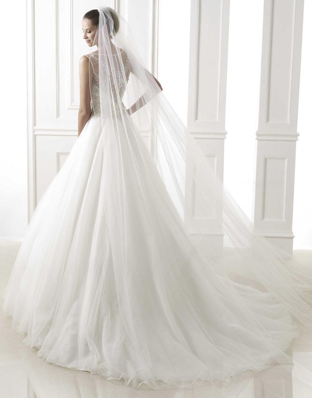 LOOKandLOVEwithLOLO: Pronovias 2015 Glamour Colección Nupcial