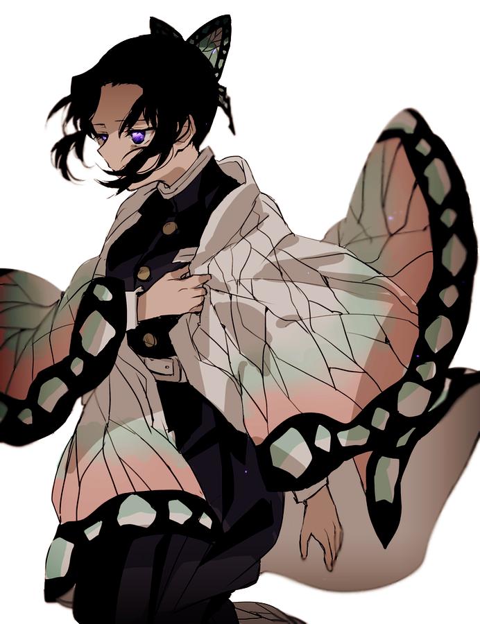 イラスト胡蝶しのぶ きめつのやいば
