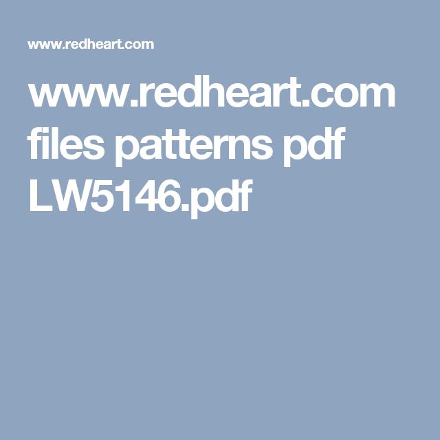 www.redheart.com files patterns pdf LW5146.pdf