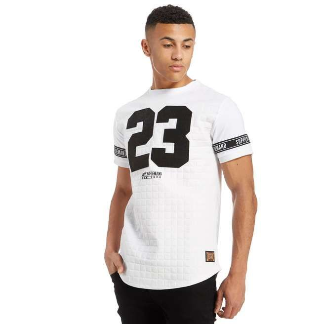 Supply & Demand 23 T-Shirt - Shop online for Supply & Demand 23 T-Shirt  with JD Sports, the UK's leading sports fashion retailer.