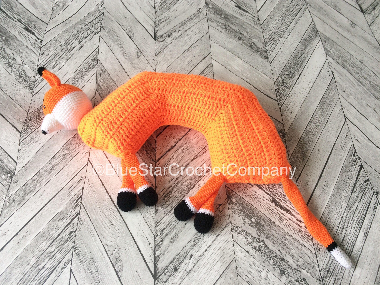 Kids travel pillow/ Travel pillow/ Crochet travel pillow pattern ...