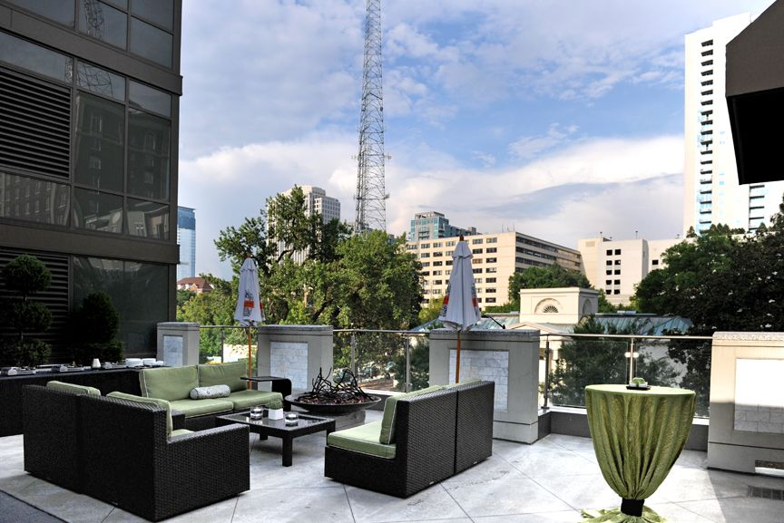 wedding venues on budget in atlanta%0A Rooftop     is ideal for fundraisers and events offering cabanas  fire pits  and views