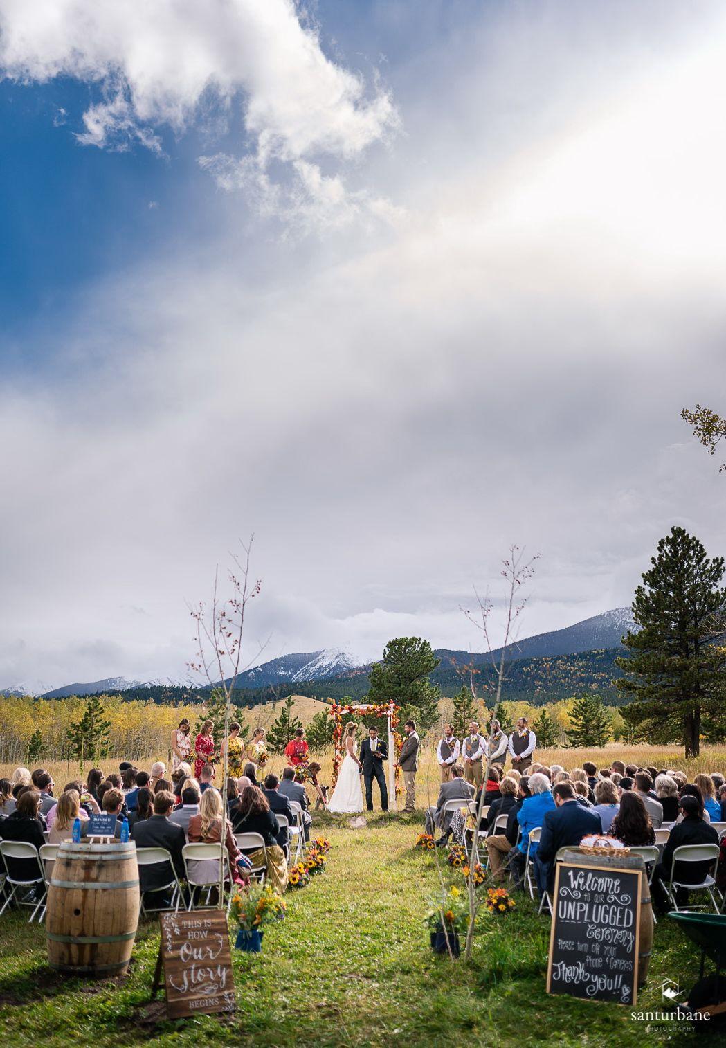 Colorado Mountain View Wedding 9 30 17 Sangre De Cristo Backdrop The Historic