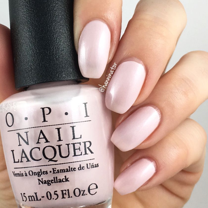 OPI Let Me Bayou a Drink... a great summer color. Its not sheer and ...