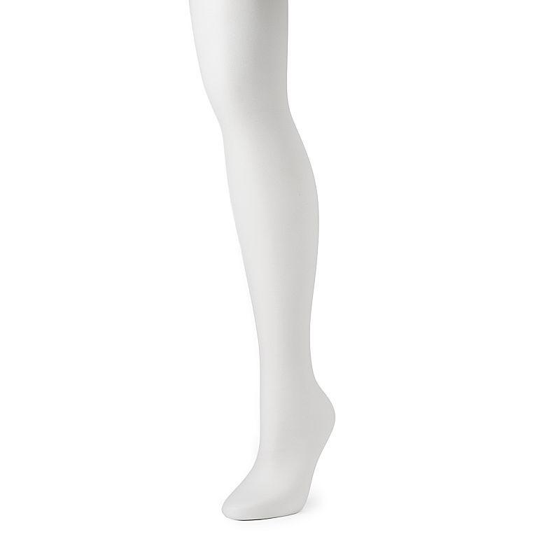 e6d21e59c Hanes Silk Reflections Sheer-To-Waist Sandal Foot Panty Hose ...