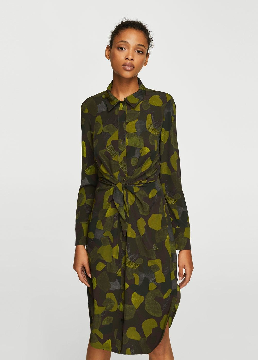 Dresses Print Camo Knot Woman Dress Pinterest More Inspiration And wPfB1q1n
