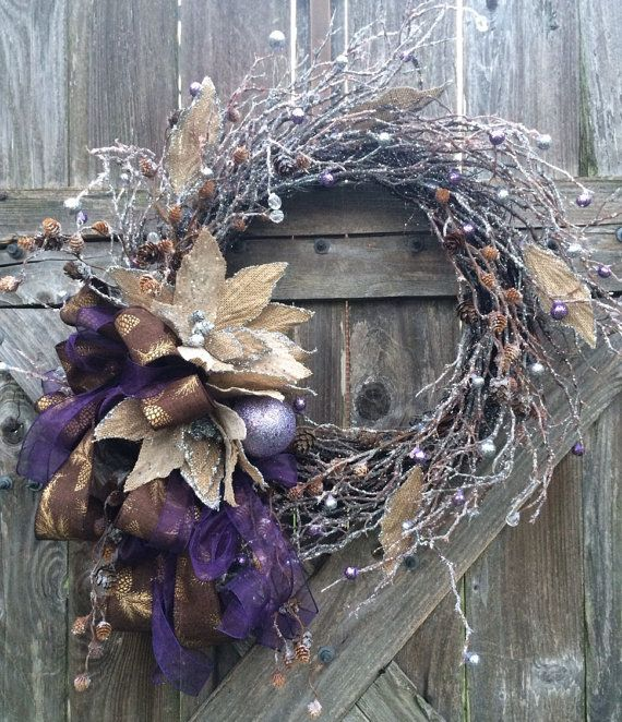 Christmas Wreath, Holiday Wreath, Sparkle Christmas, Christmas Door, Christmas…