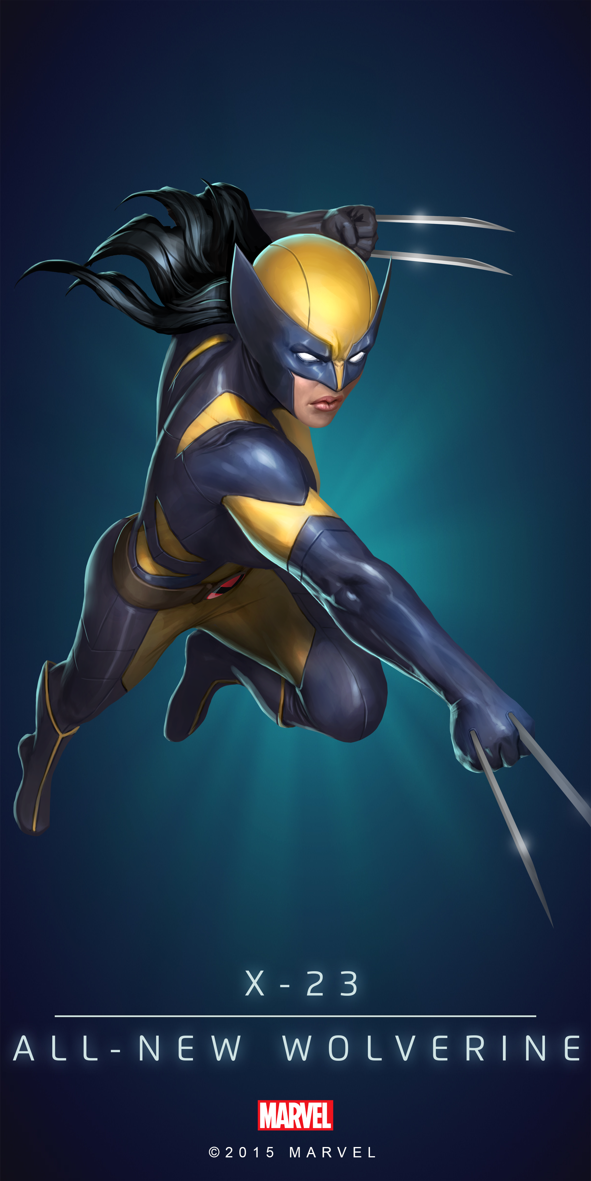 X-23 (All-New Wolverine) - Poster 03