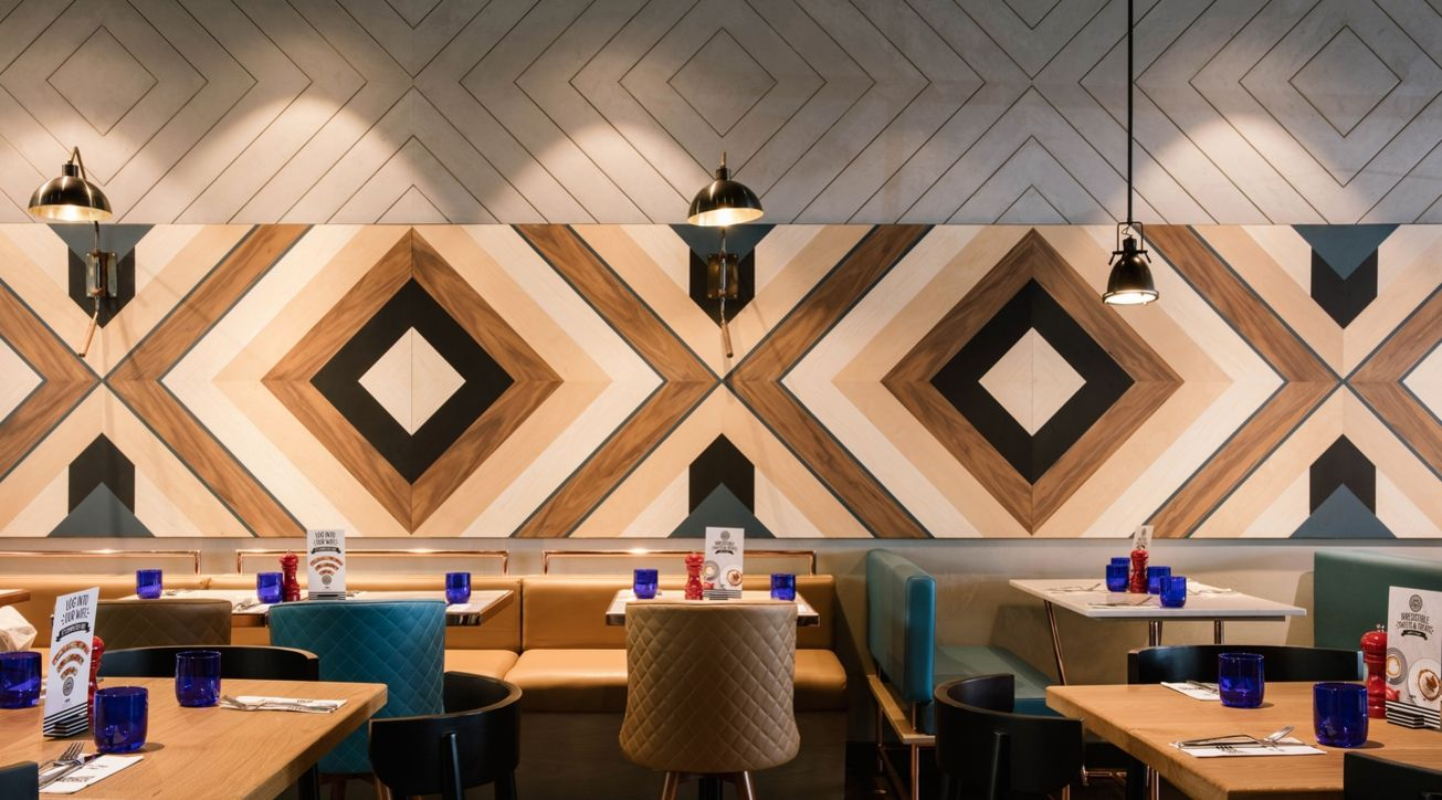 hr design sharjah restaurant interiors cafe interior design