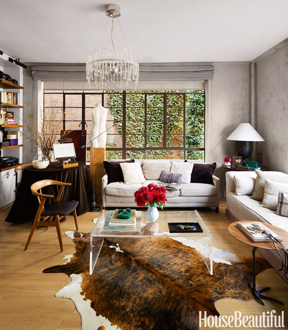 Inside a 700-Square-Foot Apartment | Pinterest | Square feet, House ...
