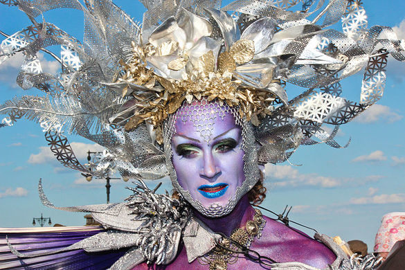 Coney Island Mermaid Parade (With images) Mermaid parade