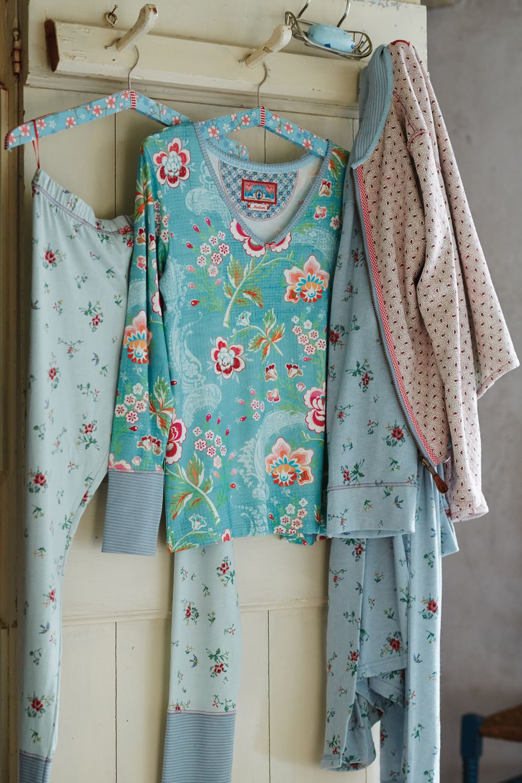 Pip Studio Legging Bobs Granny lang groen :: Leggings :: Homewear ...