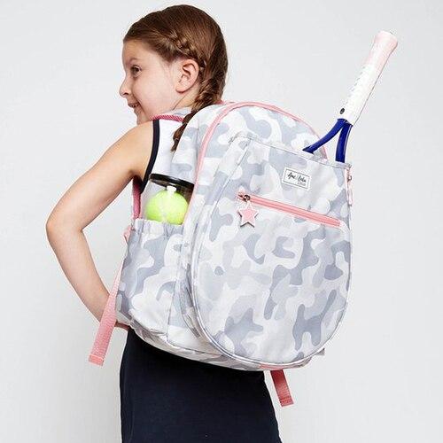 Ame Lulu Kids Big Love Tennis Backpack 84 In 2020 Lulu Kids Tennis Backpack Big Love