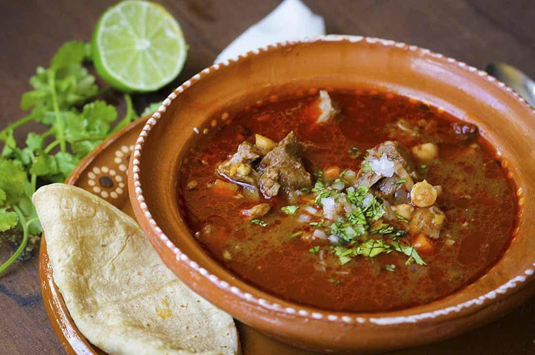 Recetas de comida mexicana barbacoa de borrego