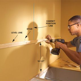 Best How To Install Kitchen Cabinets Installing Kitchen 640 x 480