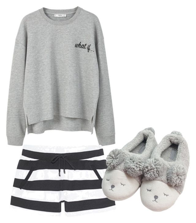 """""""night"""" by maryemmanuel on Polyvore featuring MANGO and Juvia"""
