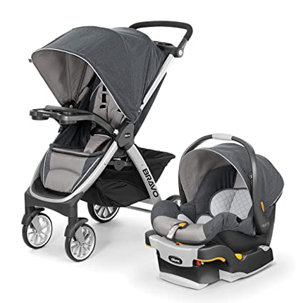 Chicco Bravo Trio Travel System with Full