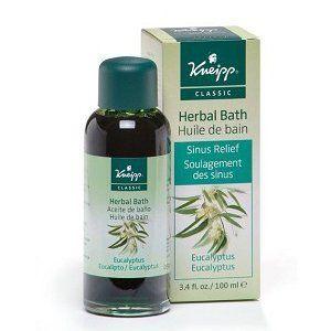 Kneipp Herbal Bath Oils Eucalyptus 3 4 Oz By Kneipp 19 95 Kneipp Herbal Baths Bathe Away Stress Strain And Fatigue The Herbal Bath Pure Products Beauty