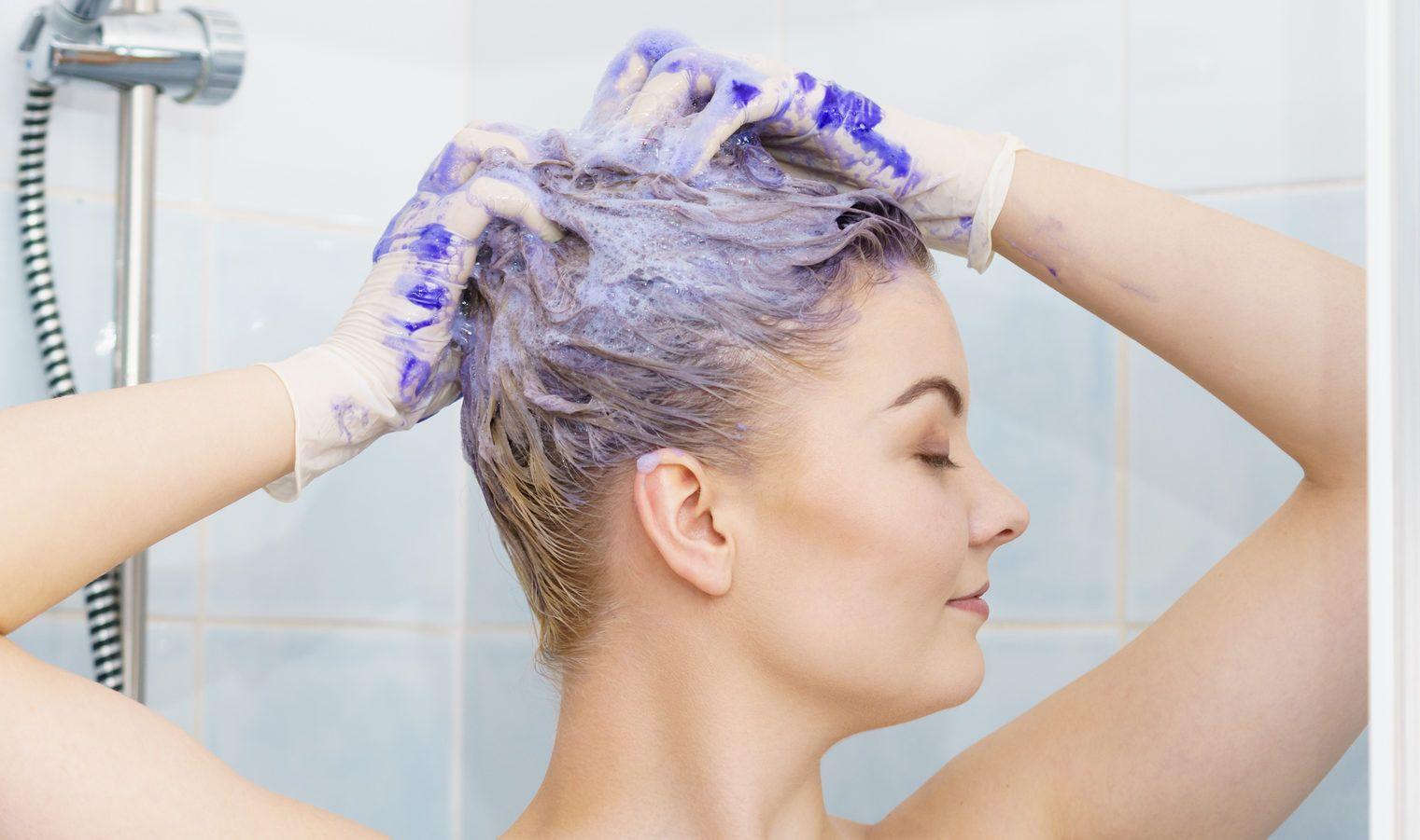 Hilft Silbershampoo Wirklich Gegen Grunstich