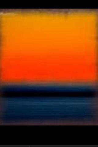 Mark Rothko's painting