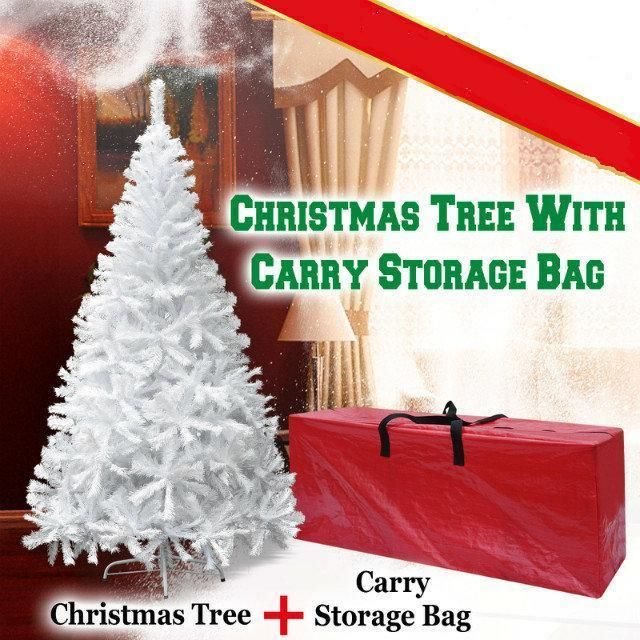 Artificial Christmas Trees 117414 Christmas Tree 7Ft W Steel Base