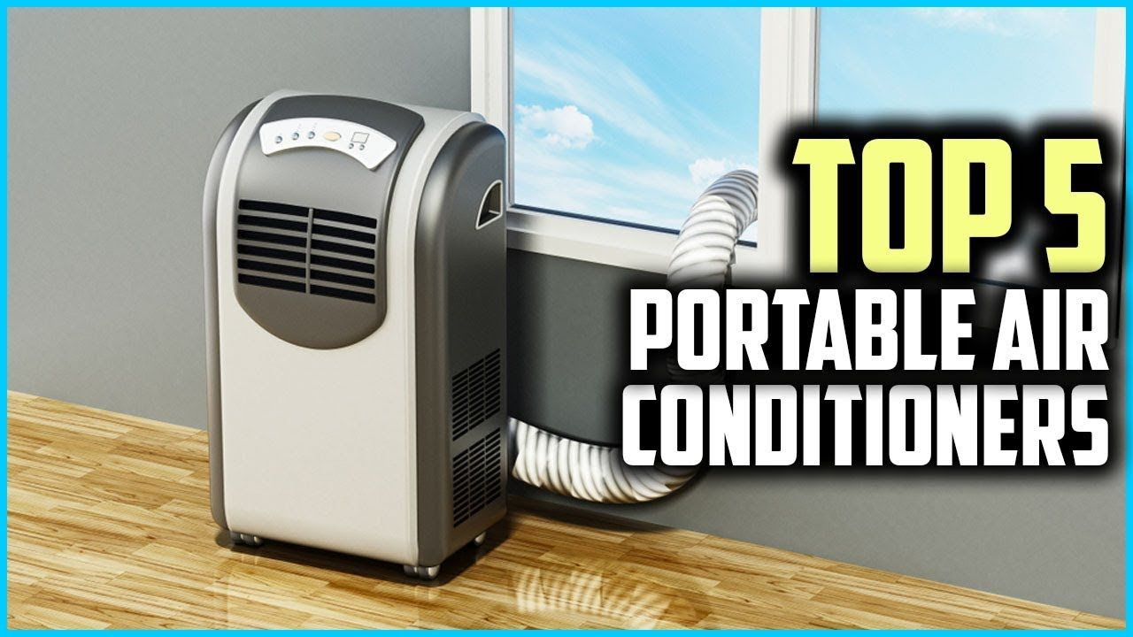 Top 5 Best Dual Hose Portable Air Conditioners In 2019 Portable