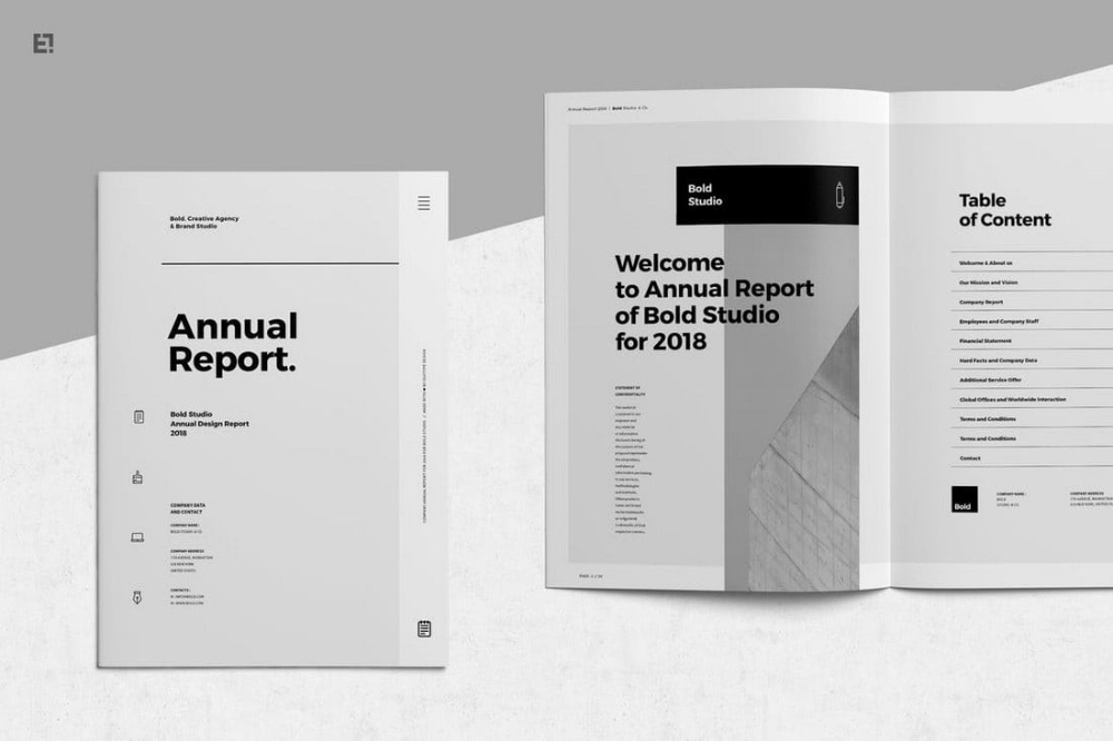 Report Template Word Design 2 Templates Example