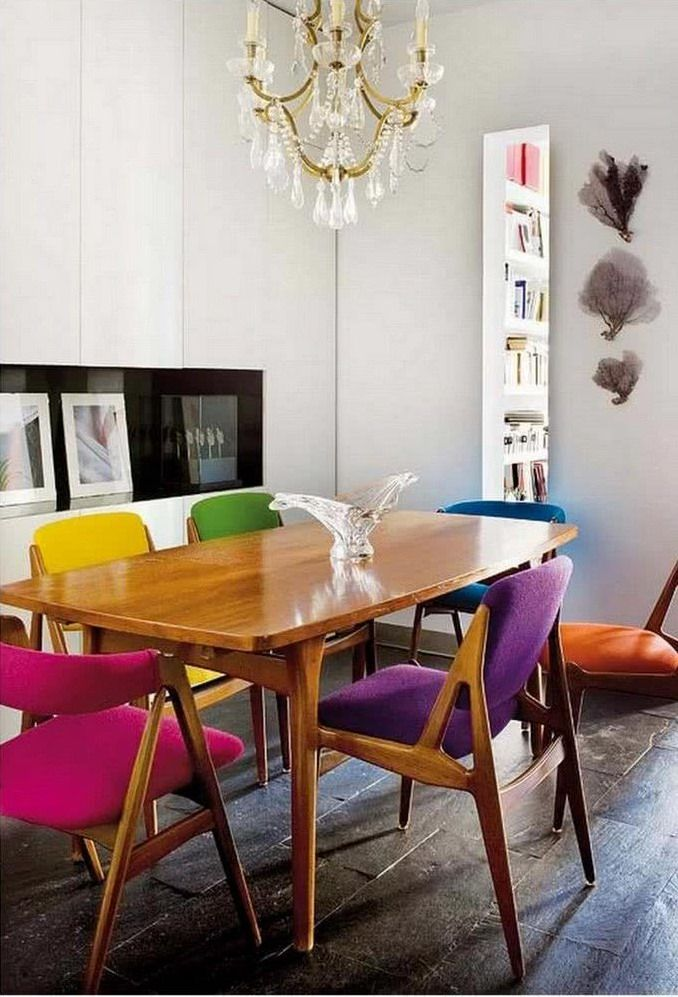 Trend Colors Modern Dining Room Design 2 Dining Room Layout