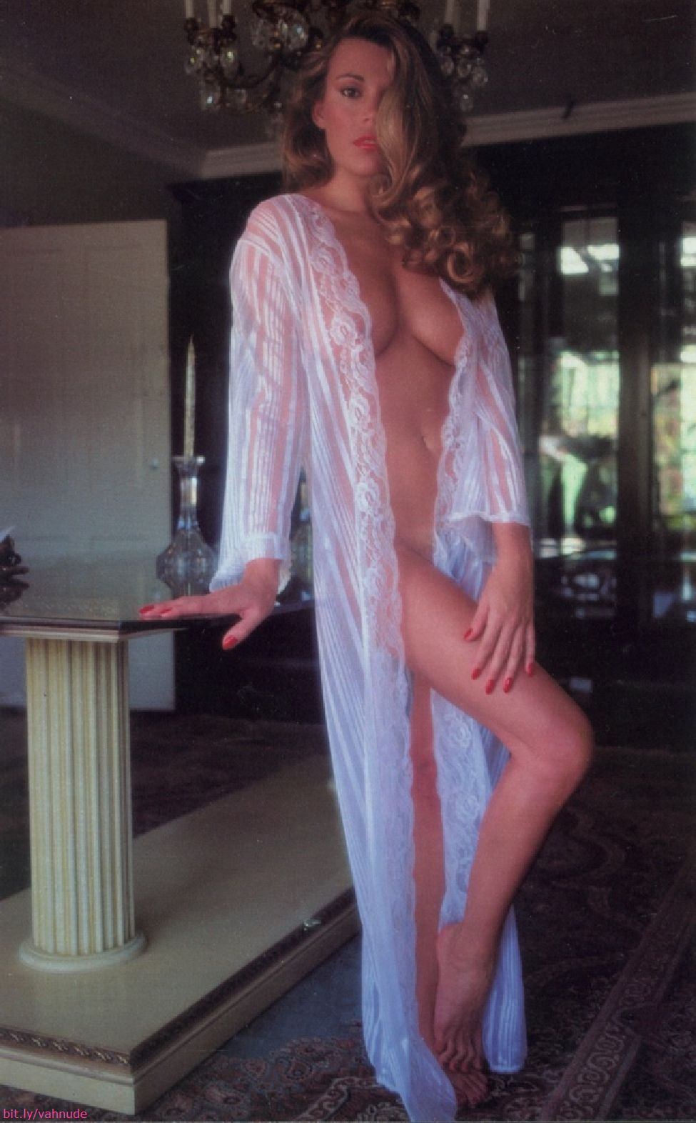 Vanna White Nude Photo Awesome vanna-white-nude-playboy-32 (975×1572) | playboy & covers