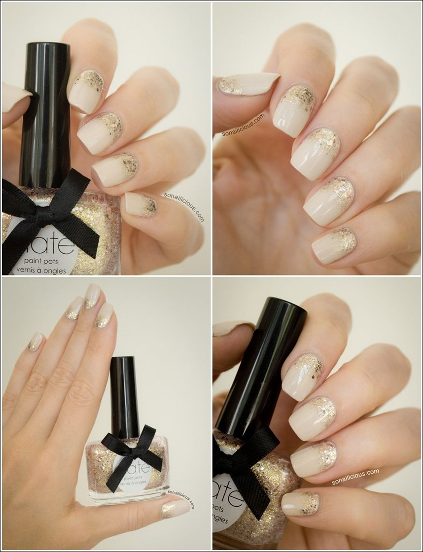 Gorgeous and Elegant Neutral Nail Art | Nails:) | Pinterest ...