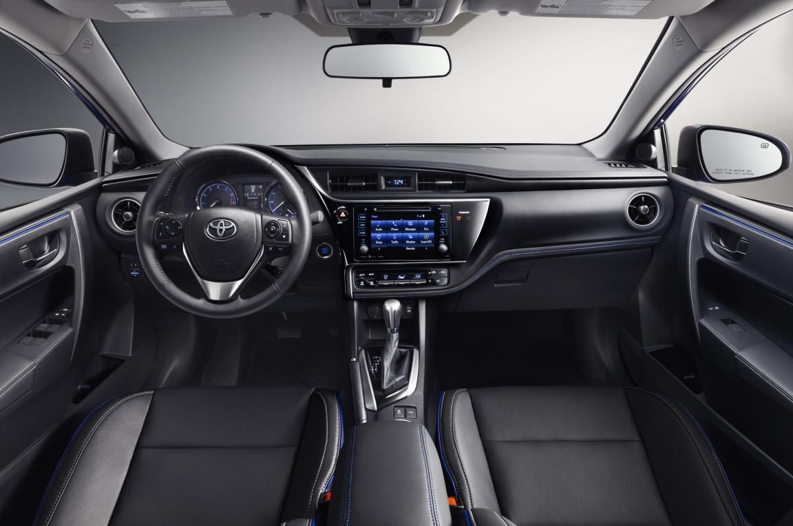 2017 Toyota Corolla Interior Dashboard Miss This Car