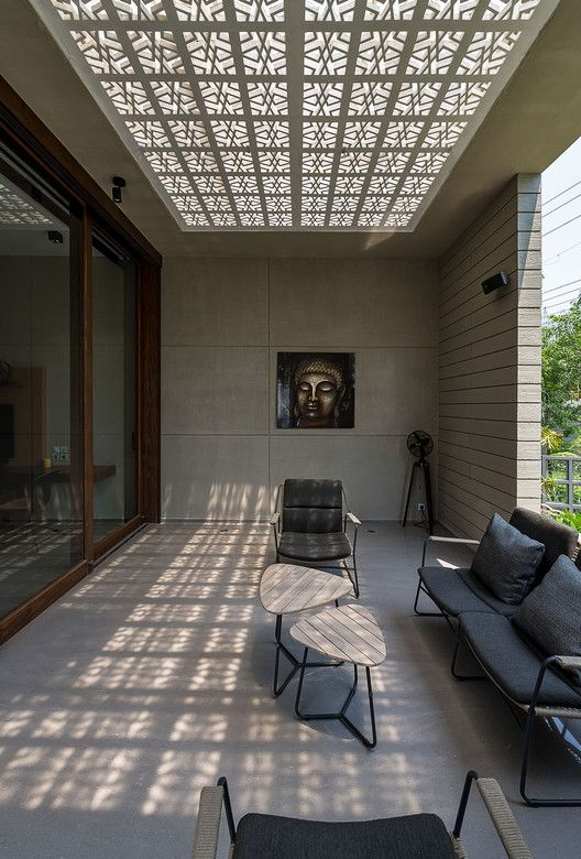 Gallery of 18 Screens House / Sanjay Puri Architects - 17