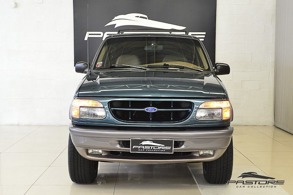 Ford Explorer Expedition XL 4WD 1995 . Pastore Car