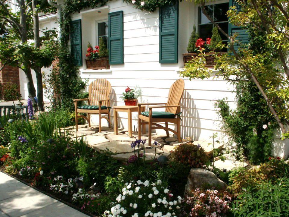 Small Outdoor Deck Ideas | Small Garden Patio Designs Beautiful Patio And  Courtyard Garden Ideas .