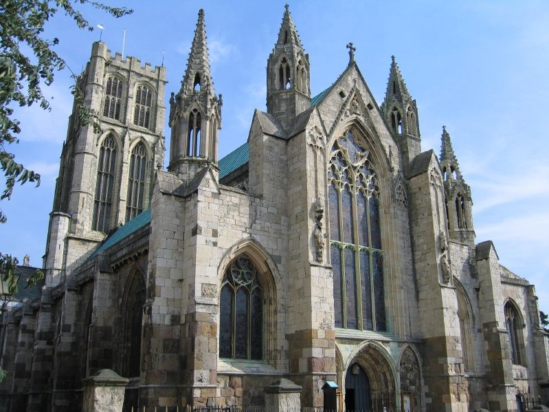 Howden Minster York Diocese