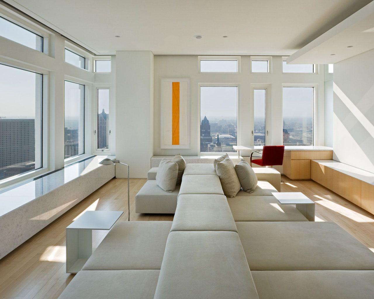 Big House Apartment Design II Penthouse Apartment In Milwaukee