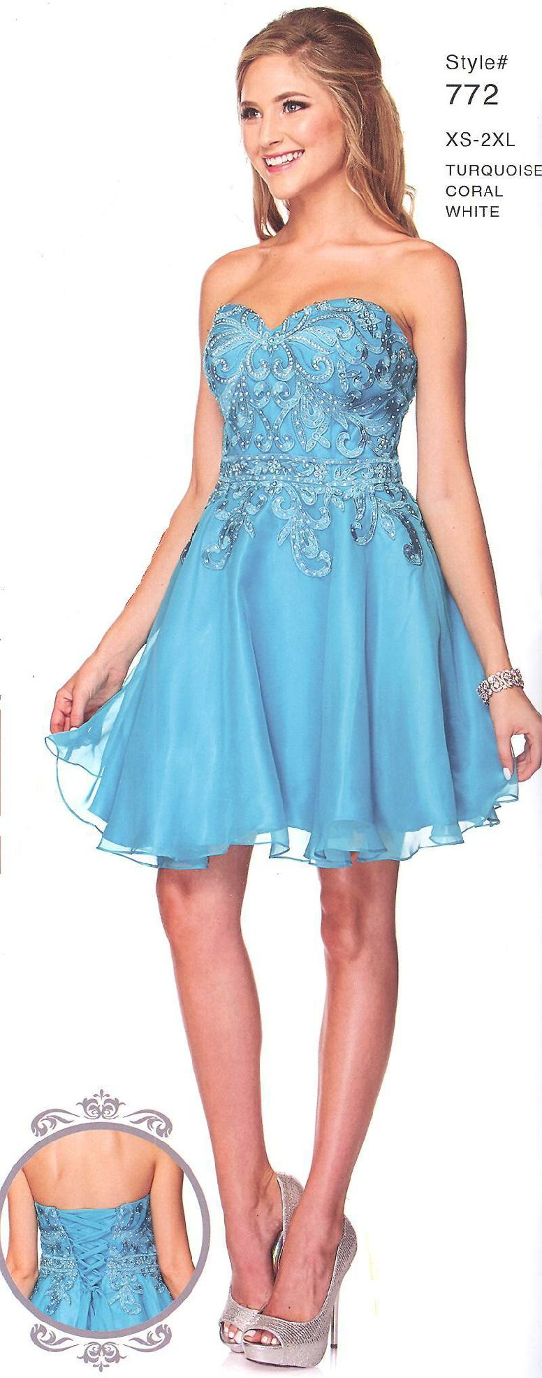 Homecoming Dresses Sweet 16 Dresses UNDER… | UNDER $200 for ...