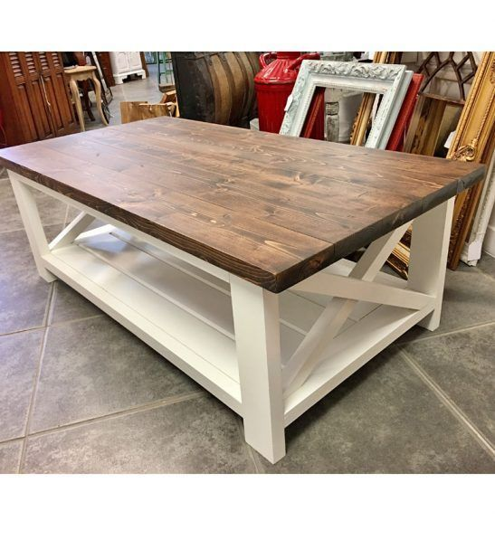 Hemnes Lift Top Coffee Table: Farmhouse Coffee Table In 2019
