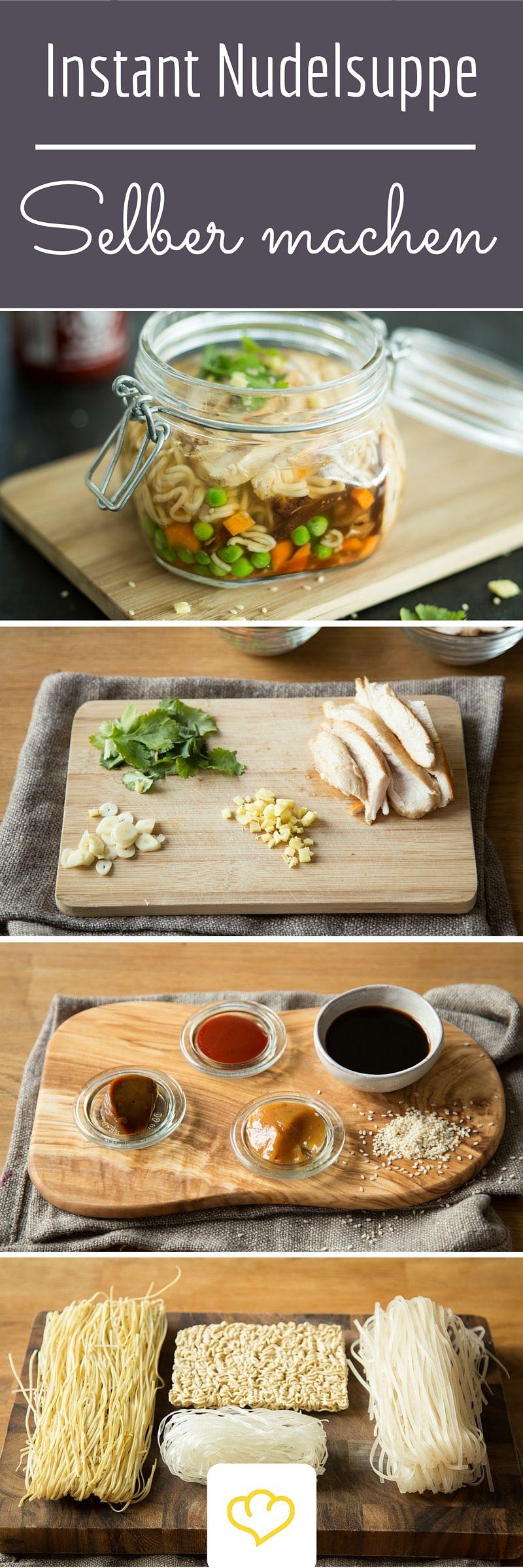 diy instant nudelsuppe der guide zum gesunden schnellen snack alles aus der k che. Black Bedroom Furniture Sets. Home Design Ideas